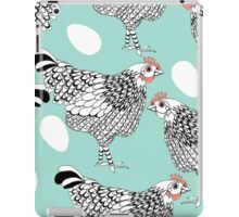 The chicken and the egg iPad Case/Skin