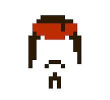Retro Jack Sparrow by daveypixel