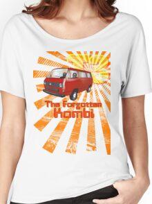 Volkswagen Kombi Tee shirt - T3 the Forgotten Kombi Women's Relaxed Fit T-Shirt