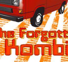 Volkswagen Kombi Tee shirt - T3 the Forgotten Kombi Sticker