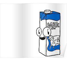 Milk Malk Poster
