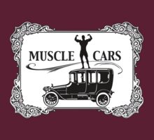 Muscle Cars by Tammo Winkler