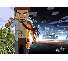 multi games Photographic Print