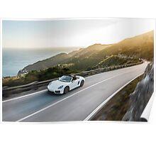 Porsche Boxster GTS Poster