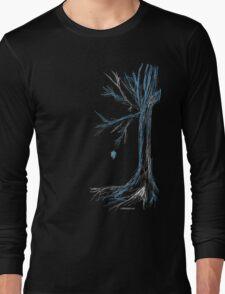 Pensive Fall Long Sleeve T-Shirt