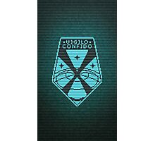 Retro XCOM Photographic Print