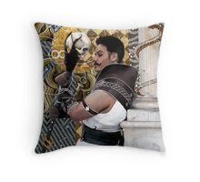 Dorian Pavus Tarot Throw Pillow