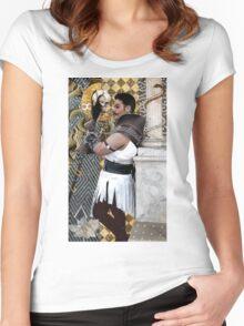Dorian Pavus Tarot Women's Fitted Scoop T-Shirt