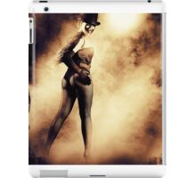 Mysterious woman iPad Case/Skin