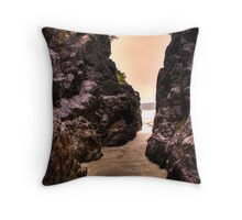 The Tides Return Throw Pillow