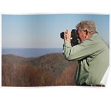 Keen photographer--Shenandoah Valley Poster