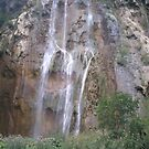 Plitvice Lakes National Park - Waterfalls - Slovenia by AuntieBarbie