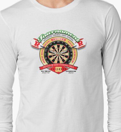 redtees bullseye Long Sleeve T-Shirt