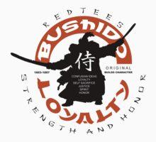 redtees bushido by redboy