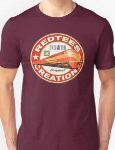 redtees express train T-Shirt