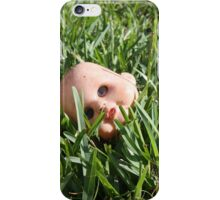 Athazagoraphobia iPhone Case/Skin