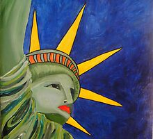 Ms. Liberty by Deborah Glasgow