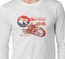redtees moto express Long Sleeve T-Shirt