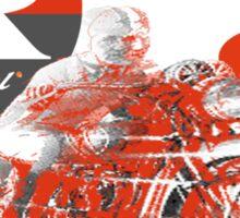 redtees moto express Sticker