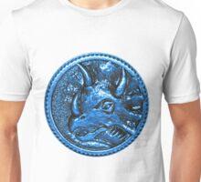 Blue Ranger Power Coin Unisex T-Shirt
