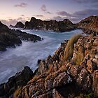 Sarah Anne Rocks, Tarkine Coast, Tasmania by NickMonk
