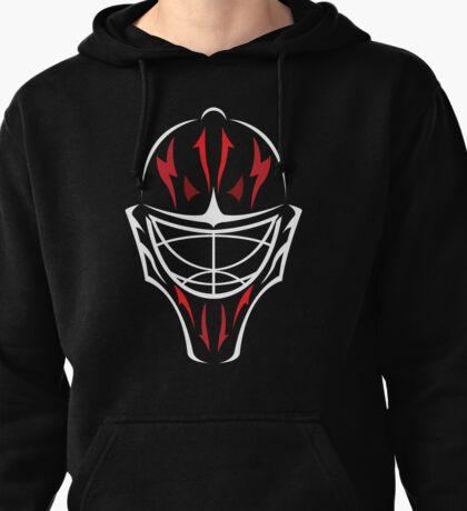 Tribal Goalie Mask Pullover Hoodie