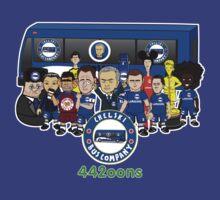 Chelski Bus Company (Team) T-Shirt