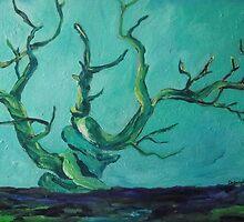 Twisted Tree by Deborah Glasgow