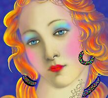 'Working Girl Three Faces of a Modern American Venus', or California Sunshine by luvapples downunder/ Norval Arbogast