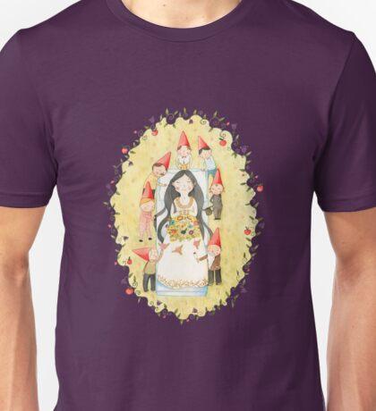 Snow White Unisex T-Shirt
