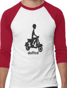 doffed Men's Baseball ¾ T-Shirt