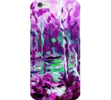 North Shore National Park 2.0 iPhone Case/Skin