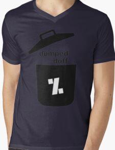 dumped doff Mens V-Neck T-Shirt