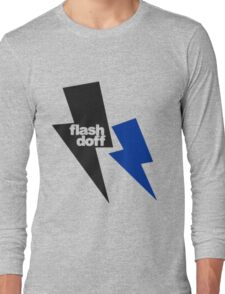 flash doff Long Sleeve T-Shirt