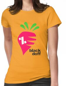 carrot Womens Fitted T-Shirt