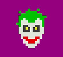 Retro Joker by daveypixel