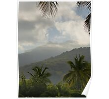 the tropical zone of the sierra madre - zona tropical de sierra madre Poster