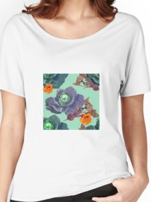 cabbages Women's Relaxed Fit T-Shirt