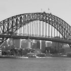 Sydney Harbour Bridge by BlueFeather