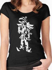 SkullKid Women's Fitted Scoop T-Shirt
