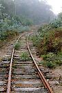 Rusty rails by Ian Ker