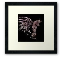 Fallen Angel Framed Print