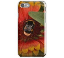 Busy Bumble Bee iPhone Case/Skin