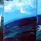 Heading Out Triptych by ChristineBetts