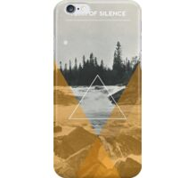 Year Of Silence iPhone Case/Skin