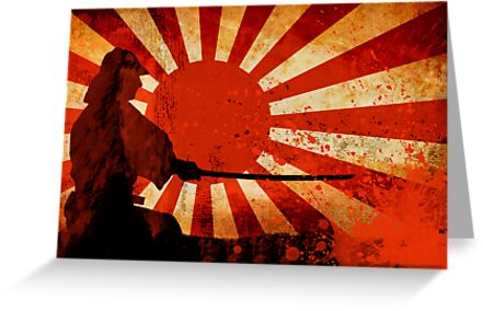 The Rising Sun by Naf4d