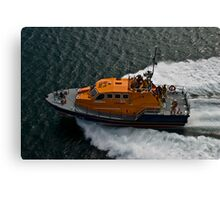 Longhope Lifeboat Canvas Print