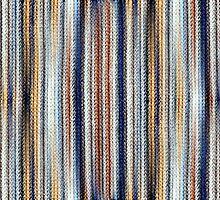 Blue, White, Brown by Alexandra Lavizzari