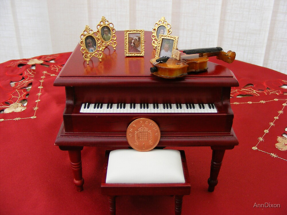 Music of Grandchildren by AnnDixon