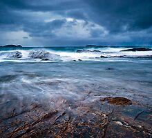 Stormy Seas by Raquel O'Neill